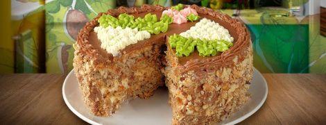 Неперевершений Київський торт власноруч