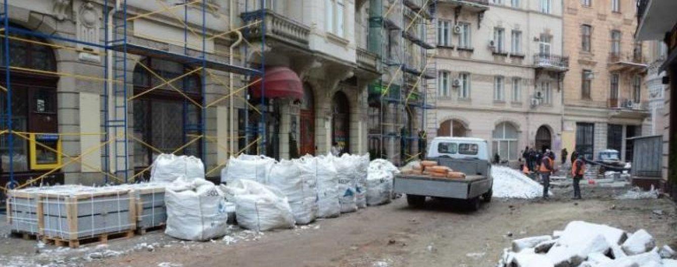 Во Львове одну из улиц превратят в пешеходную