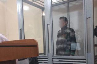 Суд обрав запобіжний захід чоловіку, який ґвалтував своїх доньок на камеру