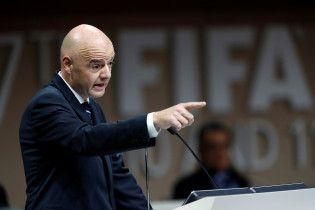 Матчи ЧМ-2022 могут пройти за пределами Катара