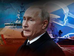 """Кремль у """"азовському капкані"""""""