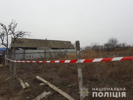 На Одещині в закинутому будинку знайшли вбитою 10-річну дівчинку