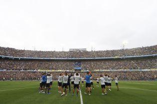 На тренування футбольного клубу в Аргентині прийшли майже 57 тисяч уболівальників