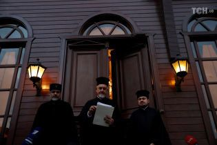 На Синод Вселенського патріархату поїде представник Порошенка