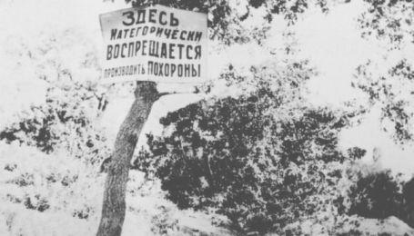 МВД передало в Музей Голодомора дела из рассекреченных архивов, доказывающие преступление коммунистов
