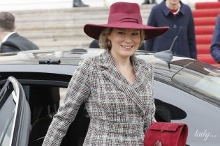 Затьмарила навіть першу леді: королева Матильда здивувала своїм новим елегантним образом