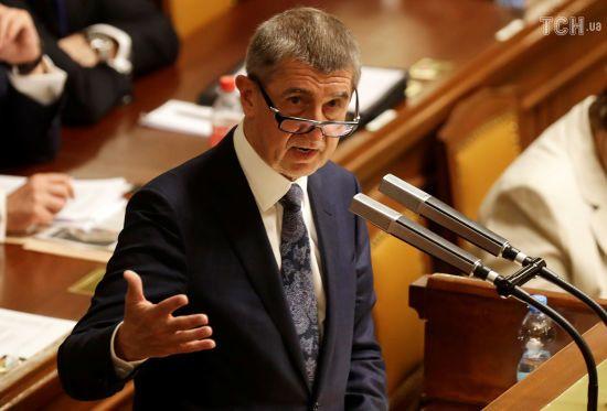 Парламент Чехії не підтримав вотум недовіри прем'єру країни