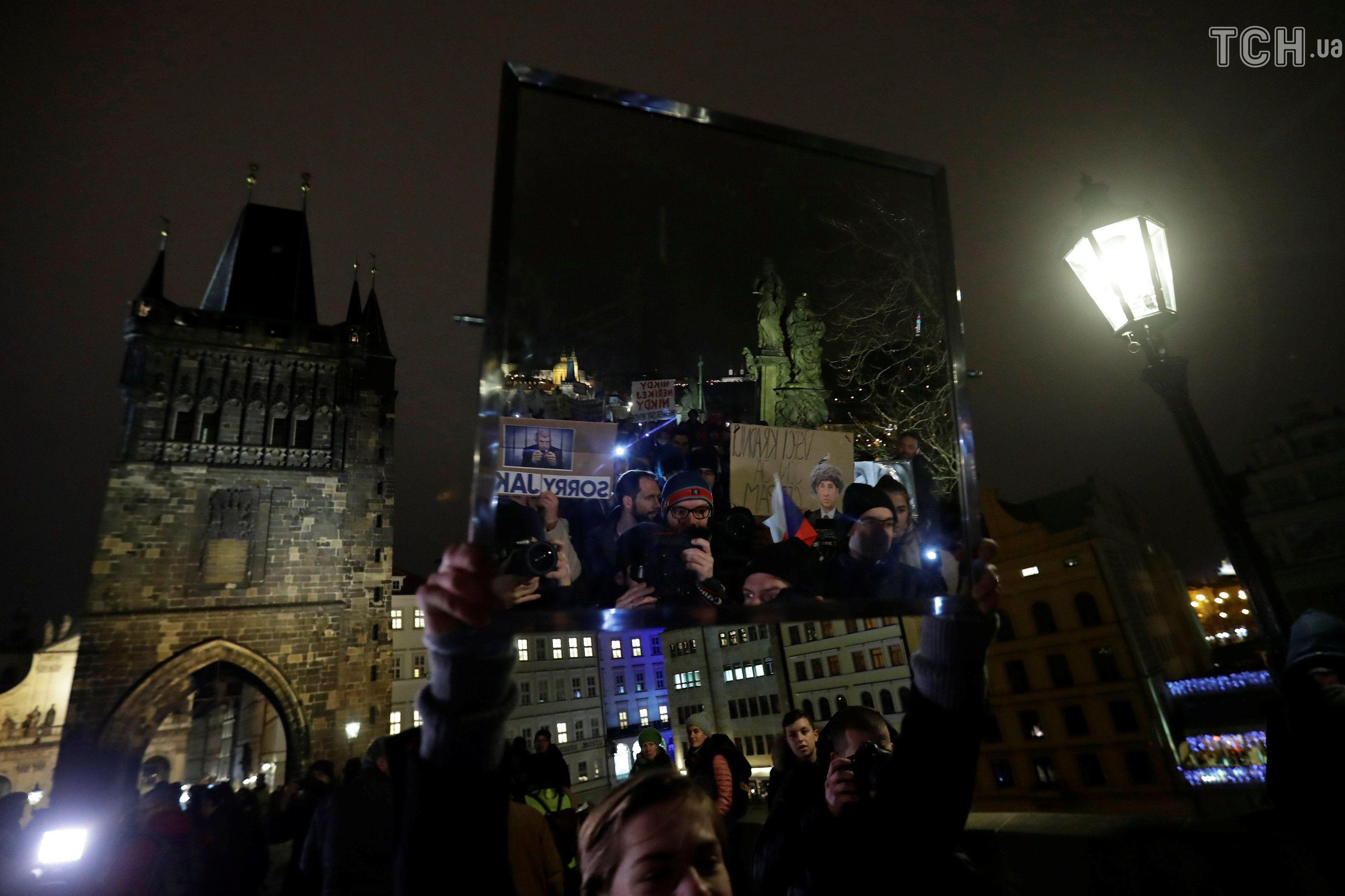 Візити доКриму: уЧехії вирішили долю скандального прем'єра
