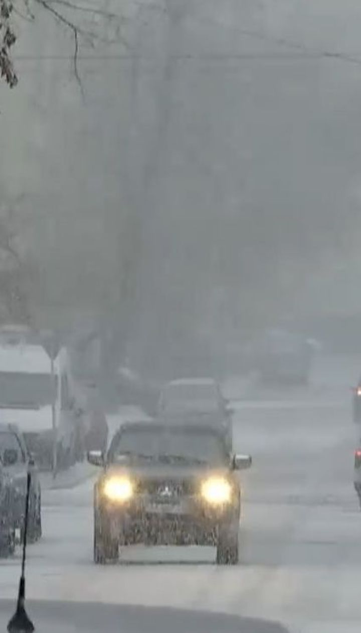Різка зміна погоди. На територію України насувається потужний циклон