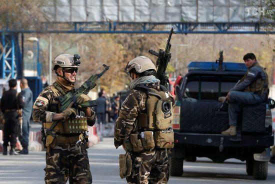 У Афганістані вбили американського військовослужбовця
