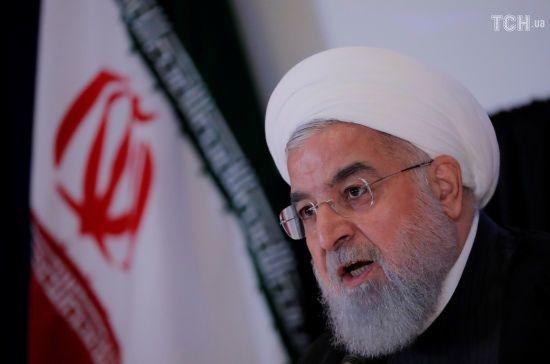 """""""Коритися Заходу стане зрадою"""". Президент Ірану закликав мусульман об'єднатися проти США"""