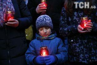 """""""Зажги свечу"""". В Украине началась акция в память о жертвах Голодомора"""