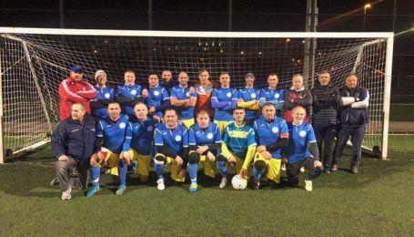 Українська футбольна команда виграла трофей міжнародної ліги в США