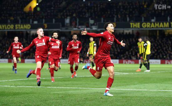 """""""Ліверпуль"""" і """"Манчестер Сіті"""" синхронно розгромили суперників в Англії"""