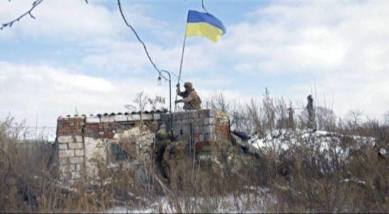 Українські військові взяли під контроль село на Світлодарській дузі