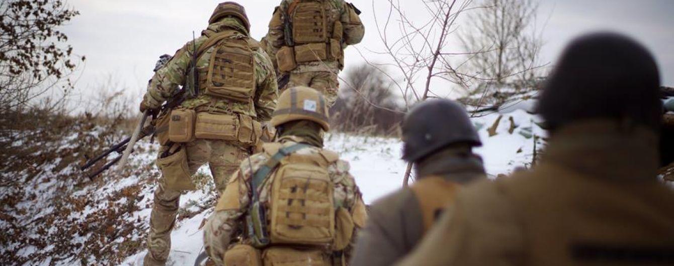 Українські військові взяли у полон бойовика на Світлодарському напрямку