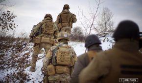 Ситуація на Донбасі: бойовики гатили із важких мінометів, один український військовий поранений