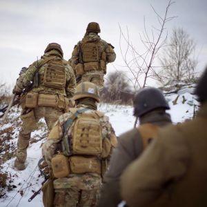 Украинские военные взяли в плен боевика на Светлодарском направлении