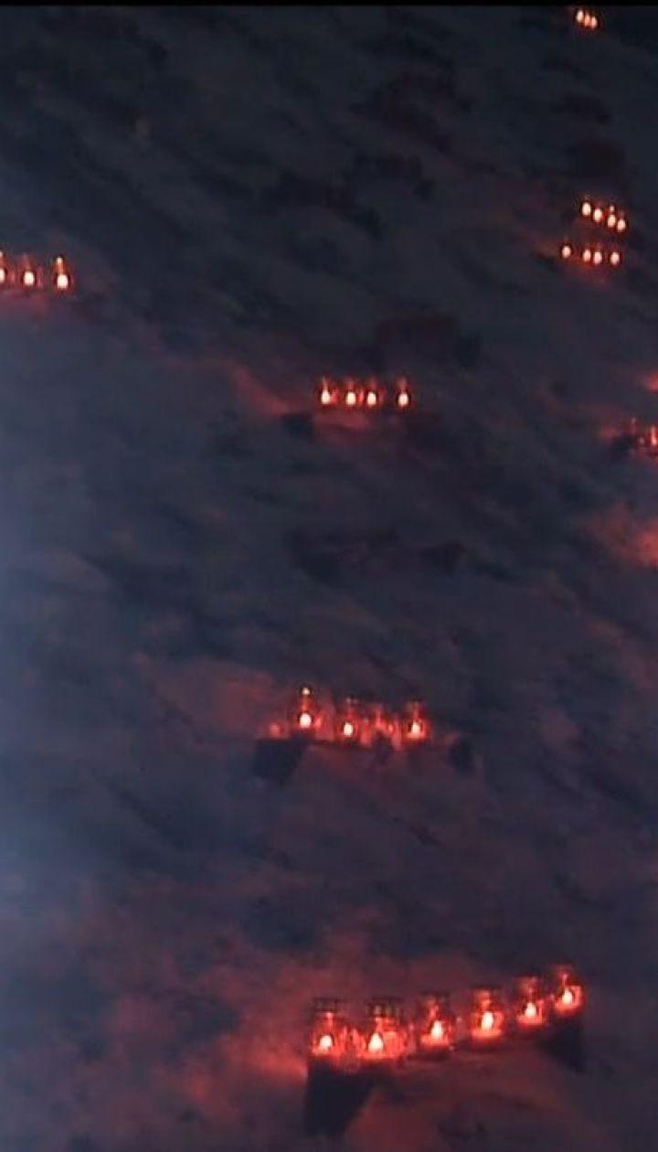 Пам'ять про жертв Голодомору: українці засвітили мільйони свічок у своїх вікнах