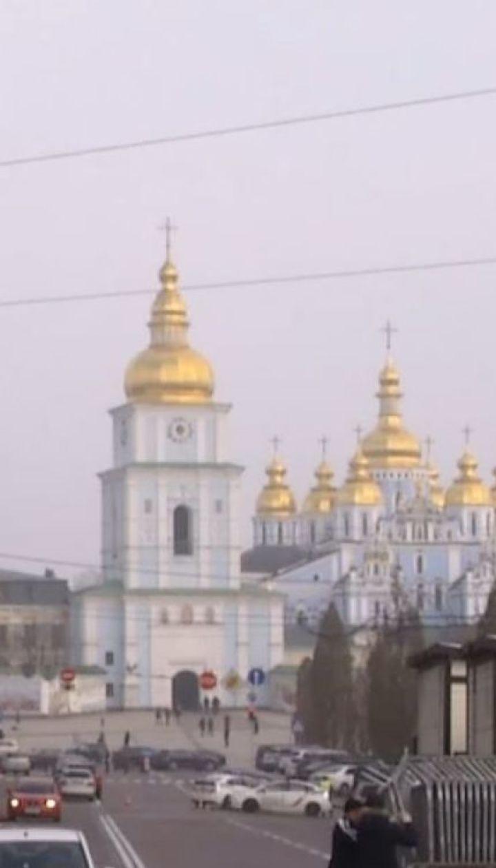 В центре столицы ограничат движение из-за подготовки к новогодним праздникам