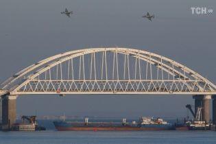 Росіяни відкрили рух Керченською протокою цивільним суднам