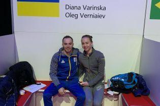 Украинские гимнасты завоевали три медали на этапе Кубка мира