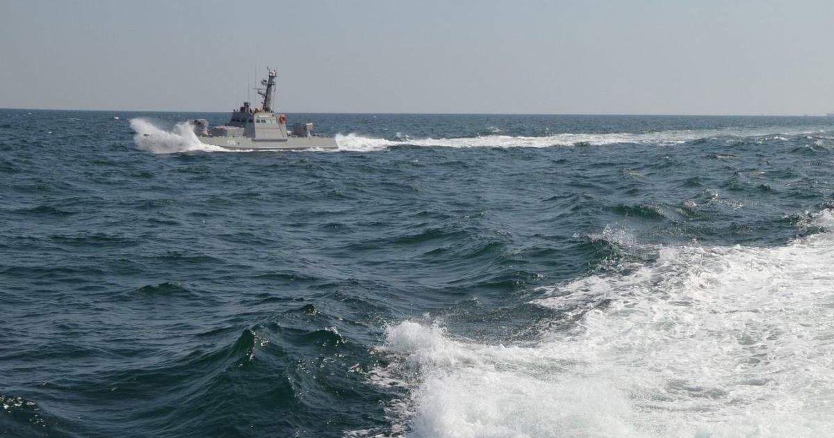 ВМС ВСУ Азовское море