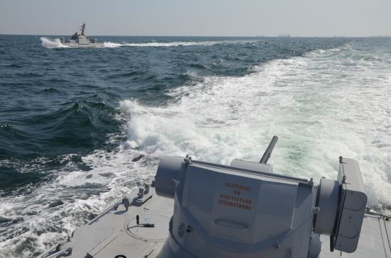 Росія створює умови для нападу на Україну з моря - МЗС
