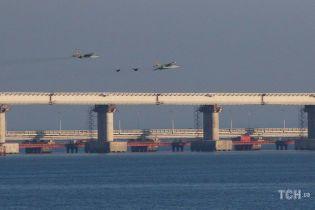 Агрессия России в Керченском проливе в фотографиях Reuters