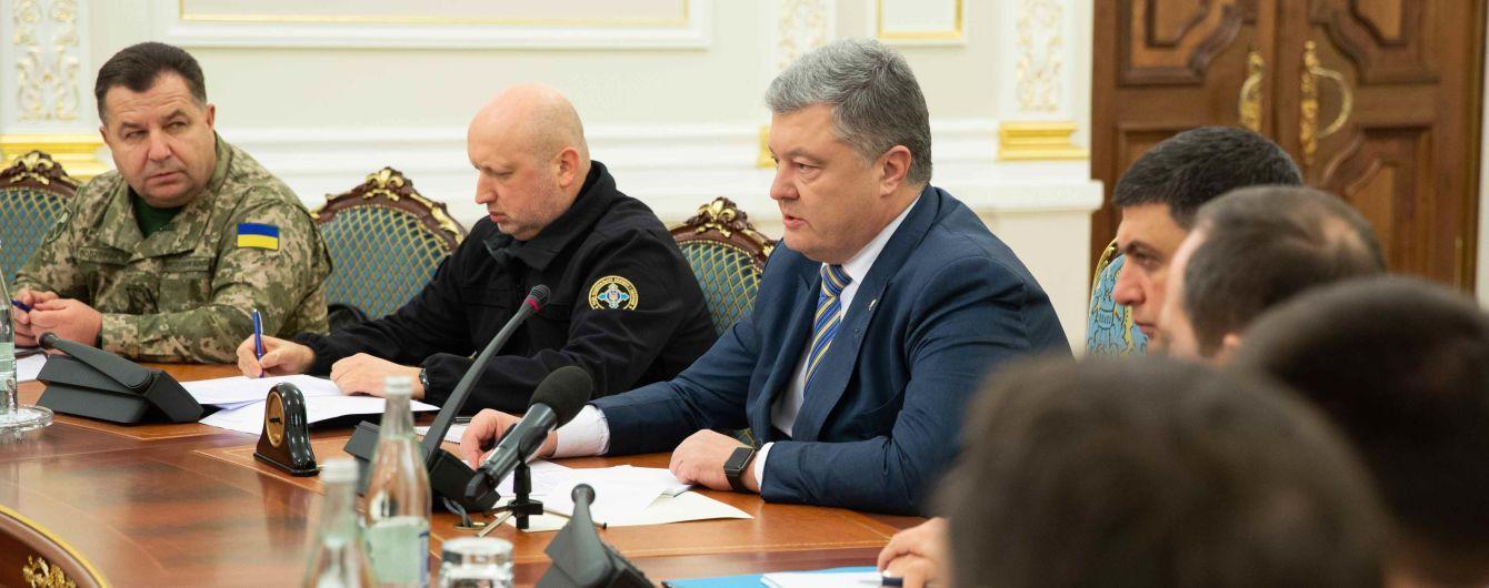 Як і чим регулюється введення воєнного стану в Україні. Повний текст закону