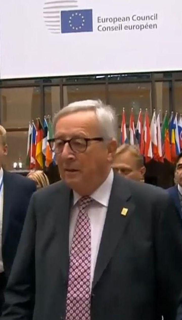 Україна закликає Євросоюз відреагувати на агресію Росії новими санкціями