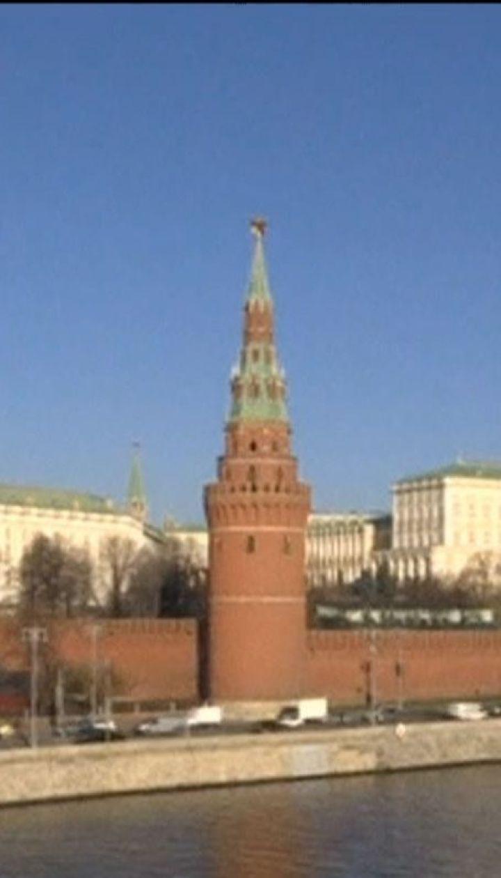 Росія закидає українським військовим суднам порушення свого кордону