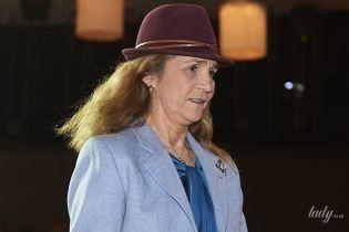 Вміє бути елегантною: іспанська принцеса Олена здивувала вибором вбрання