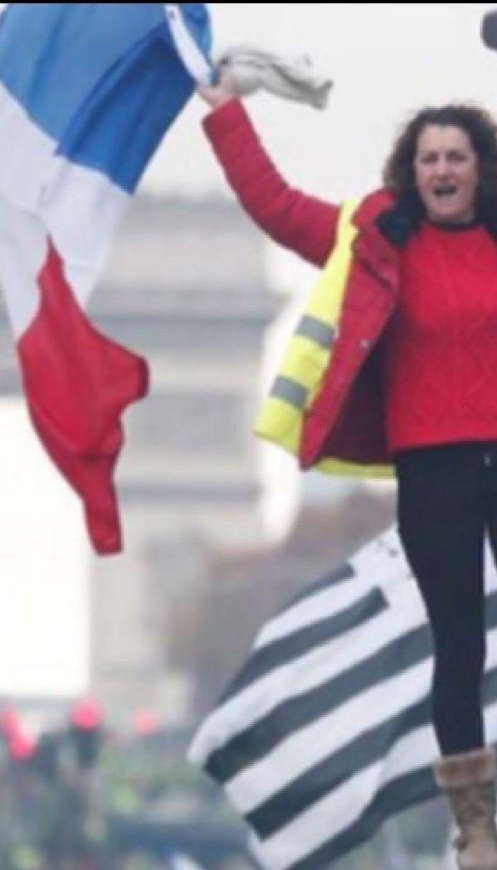 Протести жовтих жилетів: Ірена Карпа розказала, які настрої зараз у Парижі