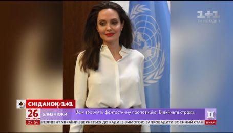 Анджелина Джоли будет ведущей и редактором программы Radio 4 Today