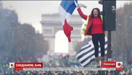 Протесты желтых жилетов: Ирэна Карпа рассказала, какие настроения сейчас в Париже