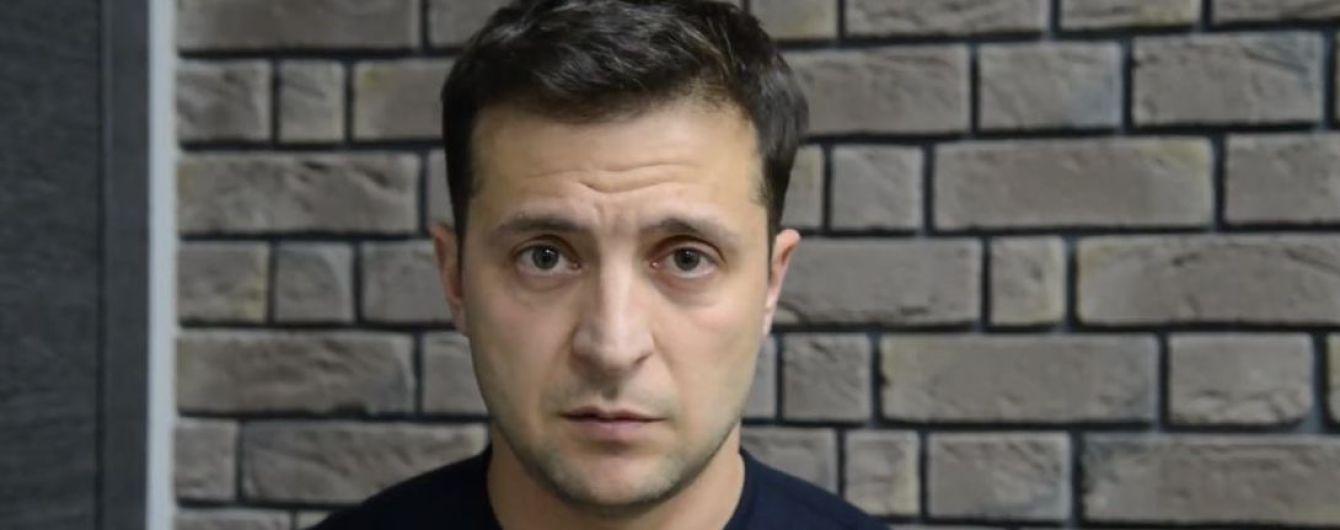 Зеленський розповів, що зустрічався з Порошенком у грудні