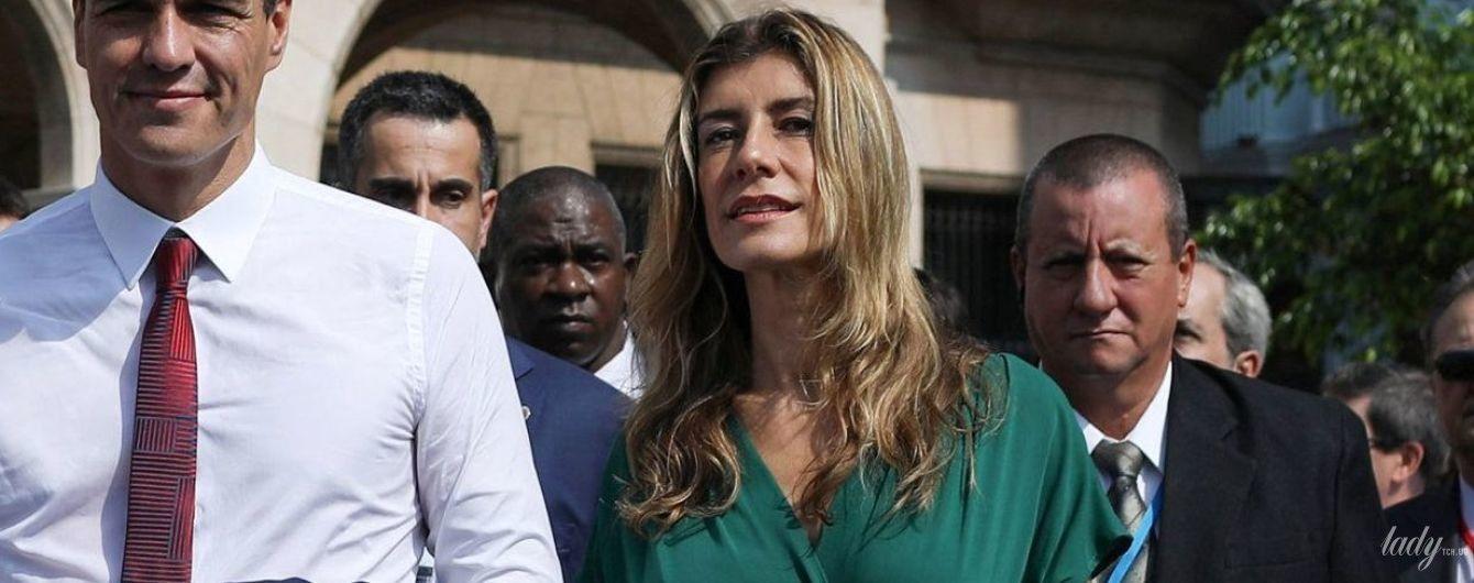 Битва образів: дружина прем'єр-міністра Іспанії vs дружина президента Куби