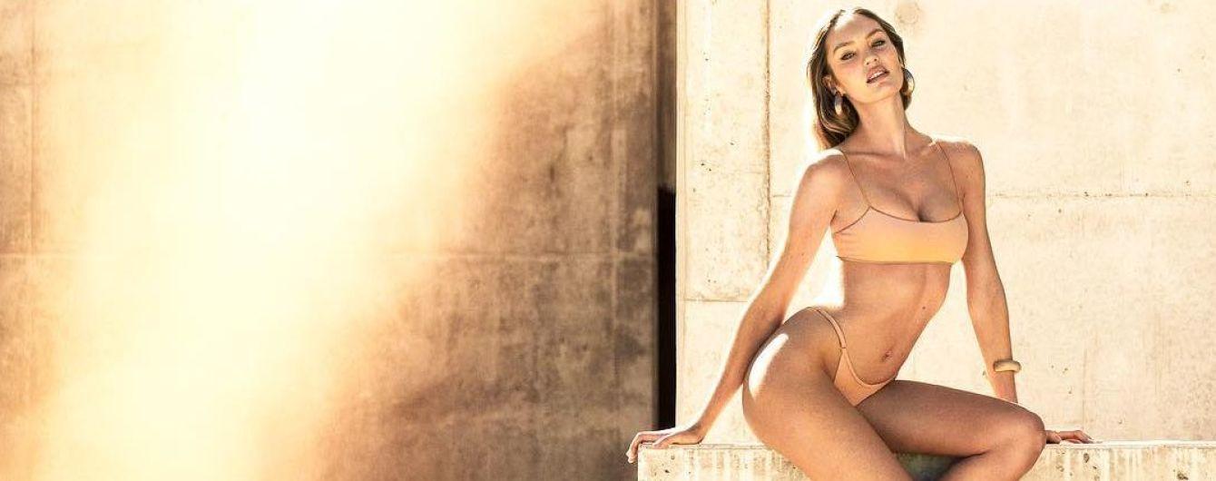 Оце так фігура: Кендіс Свейнпоул поділилася знімком в купальнику