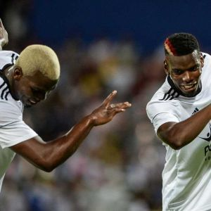 Что означают празднования голов топовых футболистов мира