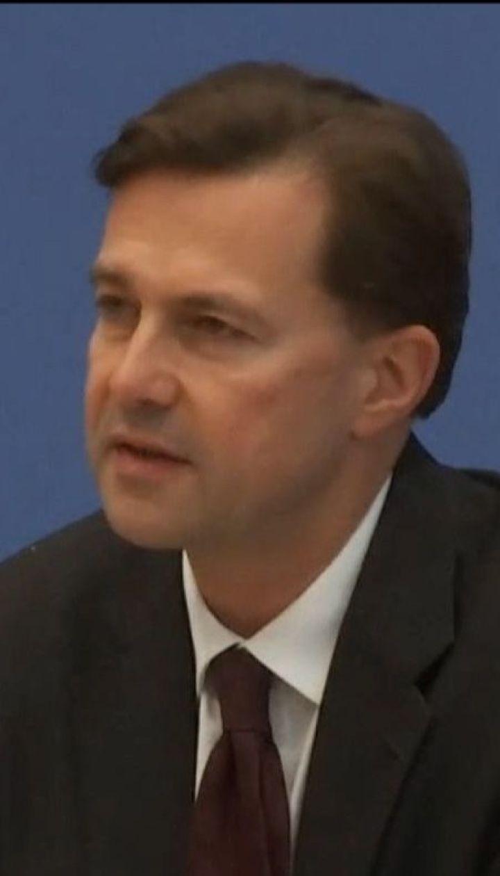 Дії росіян в Азовському морі не мають виправдання - речник уряду Німеччини