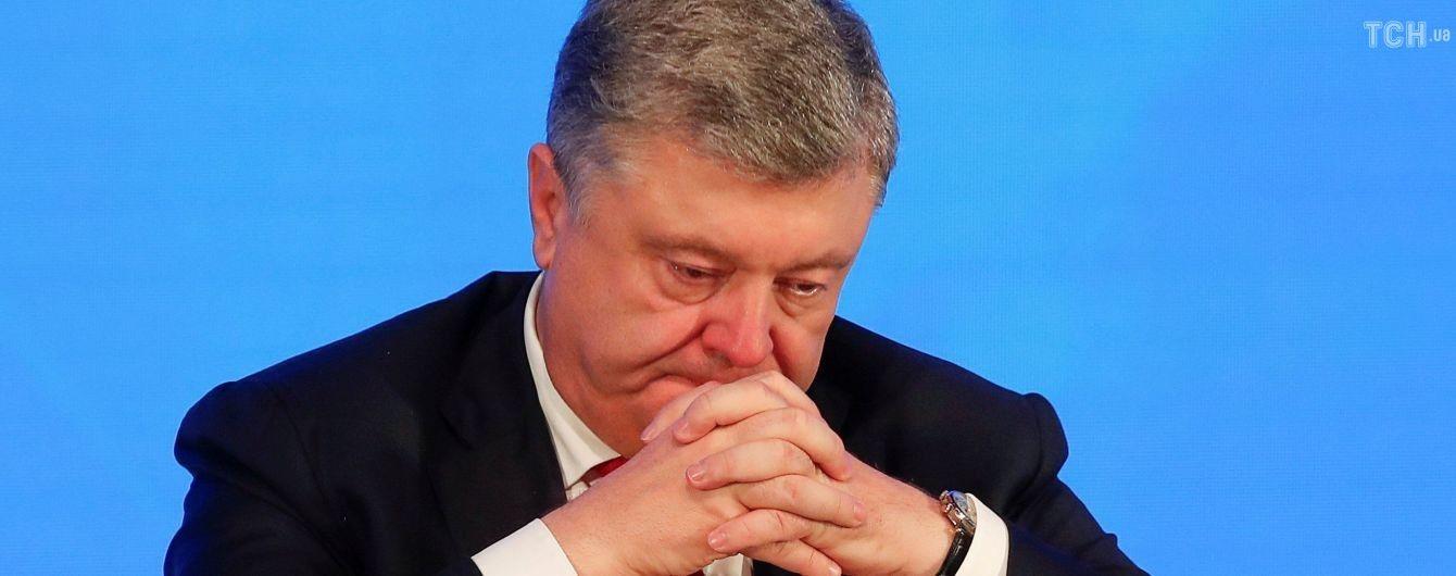 Порошенко поїхав з Верховної Ради без виступу – ЗМІ