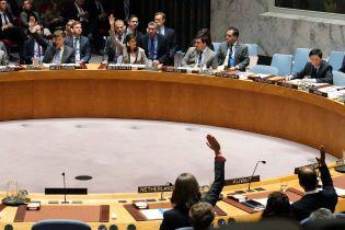 П'ять країн-членів Радбезу ООН висловили занепокоєність конфліктом у Керченській протоці
