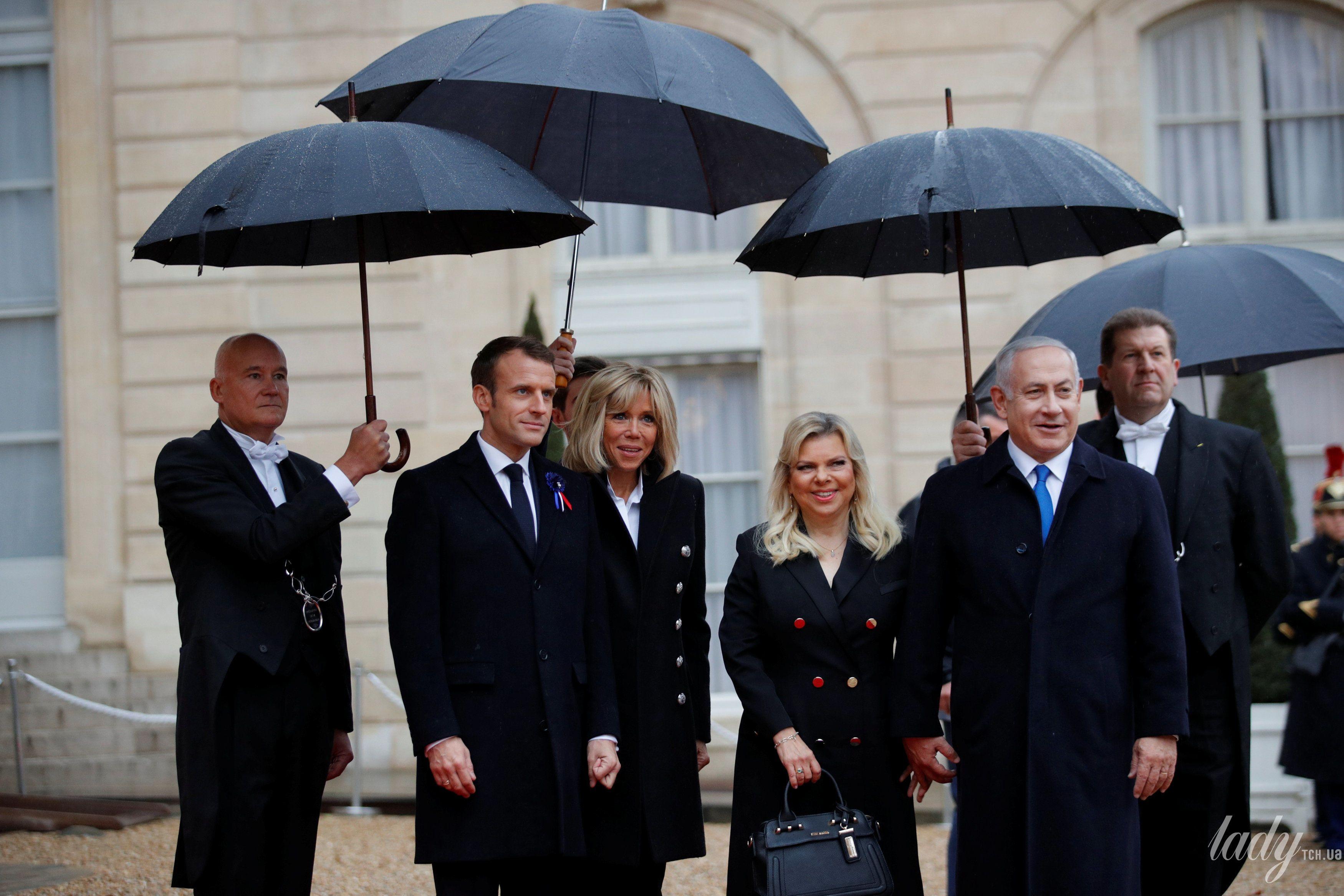 Жена премьер-министра Израиля Сара Нетаньяху_1