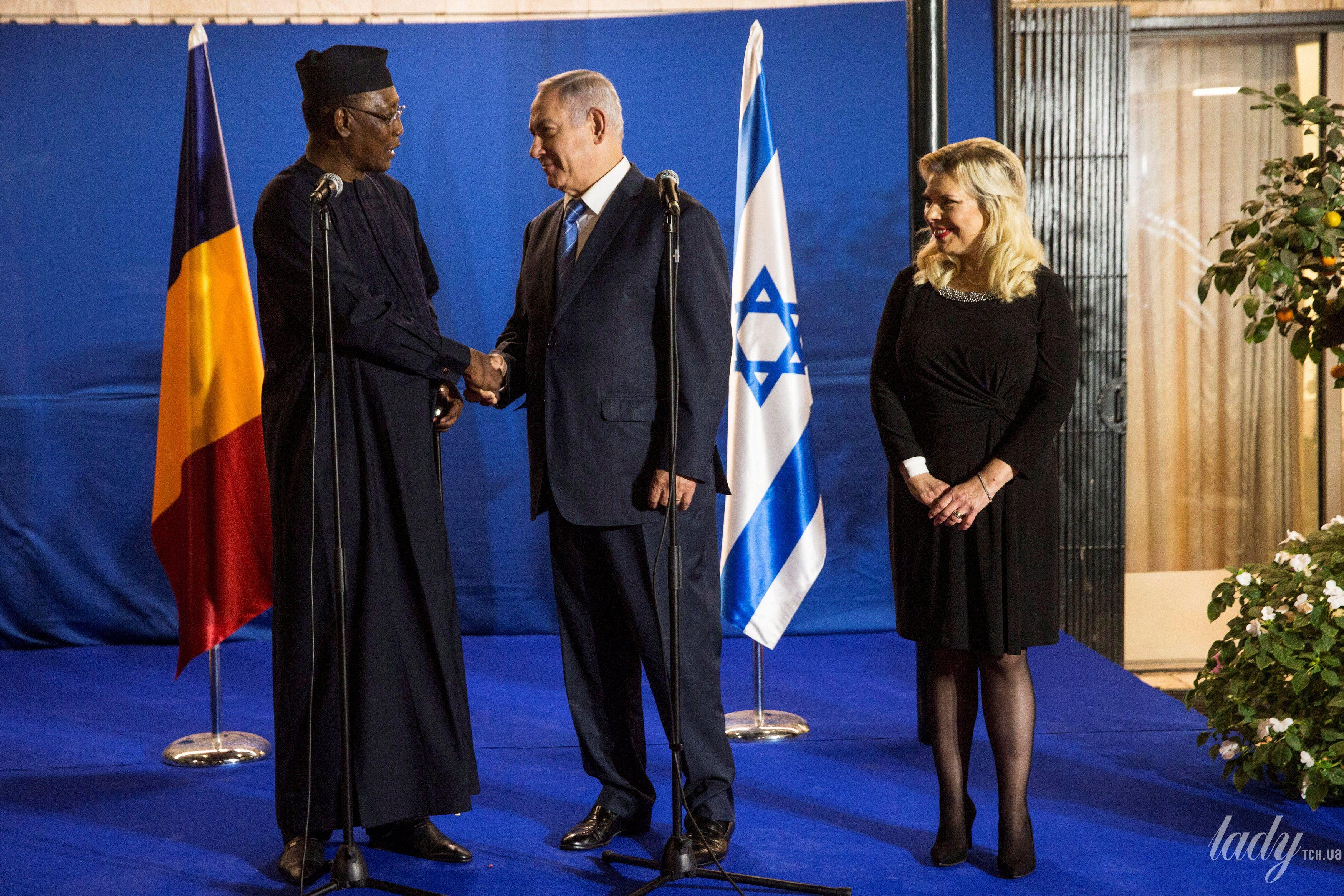 Жена премьер-министра Израиля Сара Нетаньяху_2