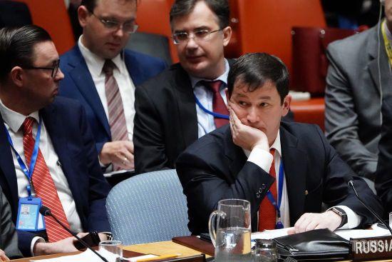Росія в ООН заявила про двох співробітників СБУ на захоплених українських кораблях