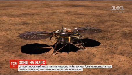 Після шести місяців у польоті зонд NASA готується сісти на Марсі
