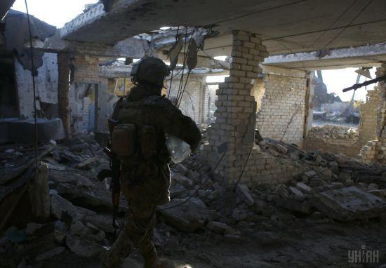На Донбасі снайпери терористів поранили двох українських бійців