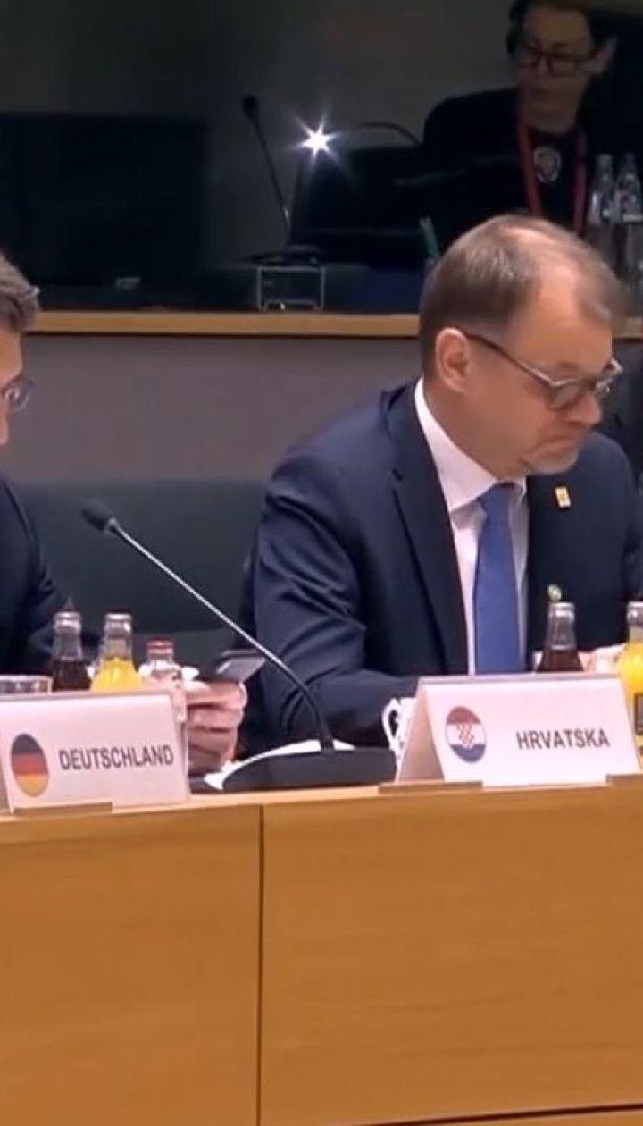 Посадовці ЄС засудили дії Росії у Керченській протоці