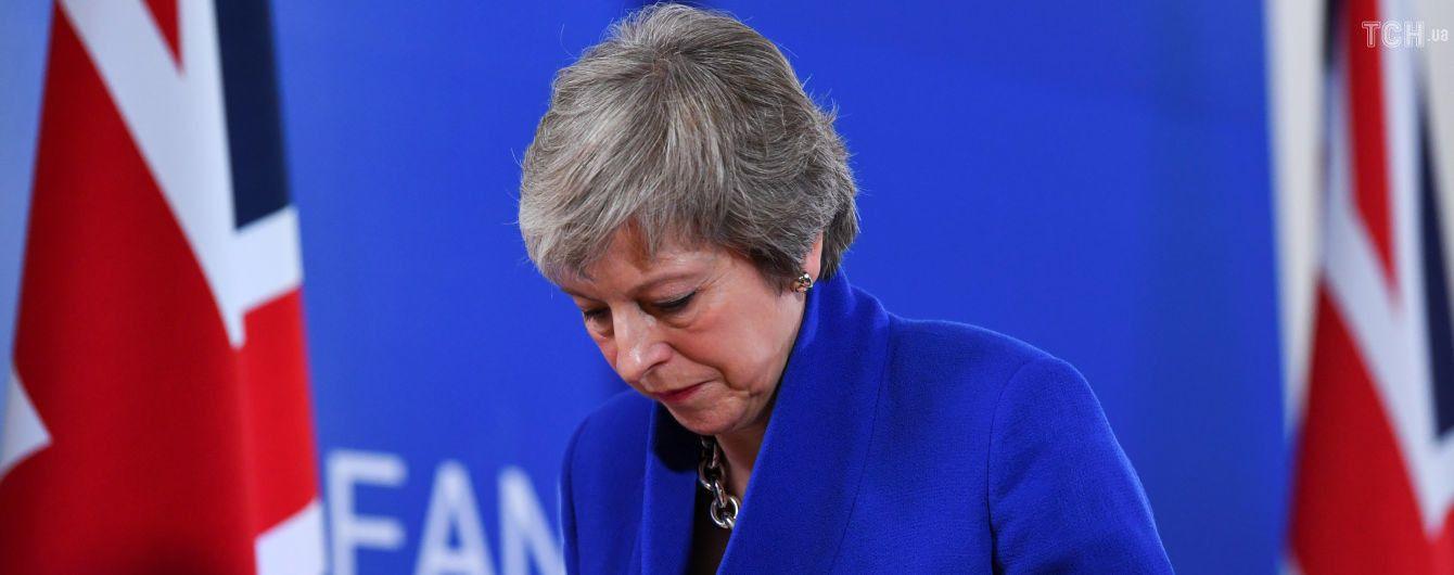 Британські консерватори підтримають угоду про Brexit, якщо Мей назве точну дату відставки – ЗМІ